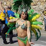 Carnaval Lançon de Provence en 2016 par Nature et culture (Sud de la France) - Lancon Provence 13680 Bouches-du-Rhône Provence France