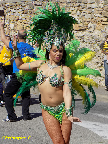 Carnaval Lançon de Provence en 2016 by Nature et culture (Sud de la France)