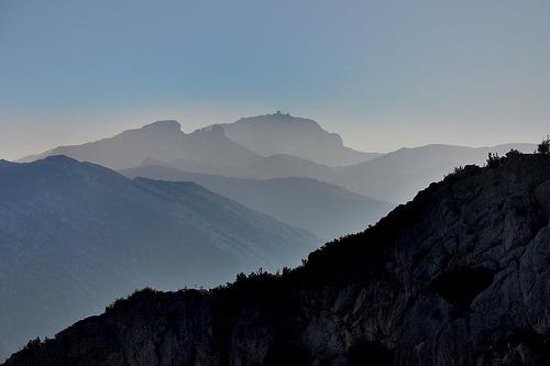 Massif du Garlaban by Charlottess