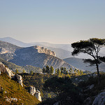 Crêtes - Massif du Garlaban par  -   Bouches-du-Rhône Provence France