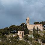 Notre-Dame du Château par Franck Vallet - Le Logis Neuf 13190 Bouches-du-Rhône Provence France