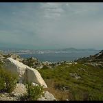 La rade de Marseille par Patchok34 - Le Rove 13740 Bouches-du-Rhône Provence France