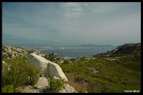 La rade de Marseille by Patchok34