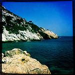 La montagne se baigne - La Côte Bleue par maybeairline - Le Rove 13740 Bouches-du-Rhône Provence France