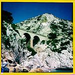 Plage de la Rove par maybeairline - Le Rove 13740 Bouches-du-Rhône Provence France