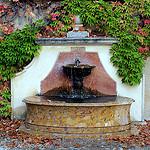 Fontaine d'Automne par Tinou61 - Le Tholonet 13100 Bouches-du-Rhône Provence France