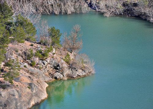 Lac Zola  - Barrage Bimont par Charlottess