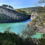 Lac Zola - Sainte-Victoire par  - Le Tholonet 13100 Bouches-du-Rh&ocirc;ne Provence France