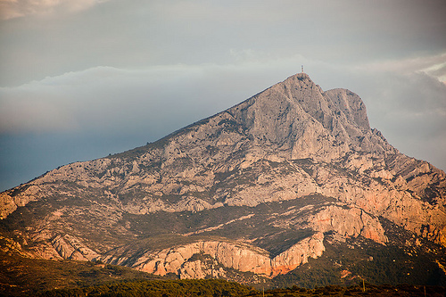 La montagne Sainte Victoire par Look me Luck Photography