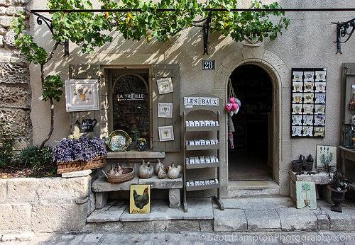 Magasin La Treille / Souvenirs de provence by ScottHampton