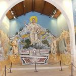 Fresques de la Chapelle des Pénitents Blancs by Jean NICOLET - Les Baux de Provence 13520 Bouches-du-Rhône Provence France