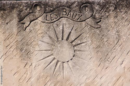 les Baux de Provence par Dominique Pipet