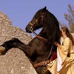 L'Assaut du Château des Baux de Provence par krissdefremicourt - Les Baux de Provence 13520 Bouches-du-Rhône Provence France