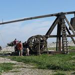 Trébuchet - Catapulte médiévale by  - Les Baux de Provence 13520 Bouches-du-Rhône Provence France