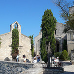 Chapelle des pénitents blancs by Vaxjo - Les Baux de Provence 13520 Bouches-du-Rhône Provence France