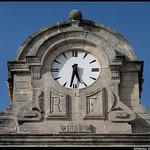 Horloge - Les Baux de Provence by Sylvia Andreu - Les Baux de Provence 13520 Bouches-du-Rhône Provence France