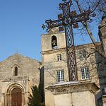 Place du village de Les Baux de Provence by Cilions - Les Baux de Provence 13520 Bouches-du-Rhône Provence France