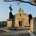 Petite église des Baux  par Cilions - Les Baux de Provence 13520 Bouches-du-Rhône Provence France