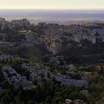 Panorama sur Les Baux-de-Provence by Super.Apple - Les Baux de Provence 13520 Bouches-du-Rhône Provence France