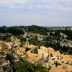 Les toits du village - Les Baux de Provence par Mati* - Les Baux de Provence 13520 Bouches-du-Rhône Provence France