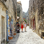 Ruelle - Les-Baux-de-Provence by Aschaf - Les Baux de Provence 13520 Bouches-du-Rhône Provence France