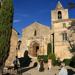 Eglise et Chapelle des Baux par Seb+Jim - Les Baux de Provence 13520 Bouches-du-Rhône Provence France