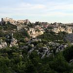 Panorama sur les Baux de Provence par Seb+Jim - Les Baux de Provence 13520 Bouches-du-Rhône Provence France