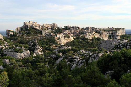 Panorama sur les Baux de Provence by Seb+Jim