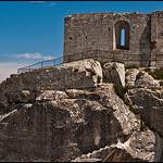 Ruines du Château des Baux-de-Provence par  - Les Baux de Provence 13520 Bouches-du-Rhône Provence France