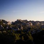 Vu sur les Baux de Provence by NeoNature - Les Baux de Provence 13520 Bouches-du-Rhône Provence France