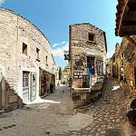 Les Baux de Provence : ballade dans les rues by wessel-dijkstra - Les Baux de Provence 13520 Bouches-du-Rhône Provence France