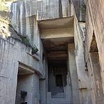 Carrière de lumière : la source aux pierres par gab113 - Les Baux de Provence 13520 Bouches-du-Rhône Provence France