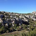 Le Val d'enfer par gab113 - Les Baux de Provence 13520 Bouches-du-Rhône Provence France
