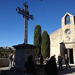 Les Baux - La Chapelle des Pénitents Blancs par gab113 - Les Baux de Provence 13520 Bouches-du-Rhône Provence France
