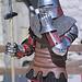 Duel médieval de chevaliers - Les Médiévales des Baux de Provence by Zakolin - Les Baux de Provence 13520 Bouches-du-Rhône Provence France