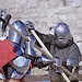 Duel médieval - Médiévales des Baux de Provence by Zakolin - Les Baux de Provence 13520 Bouches-du-Rhône Provence France