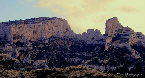 Randonnée dans les calanques . Massif de Marseilleveyre par Tinou61