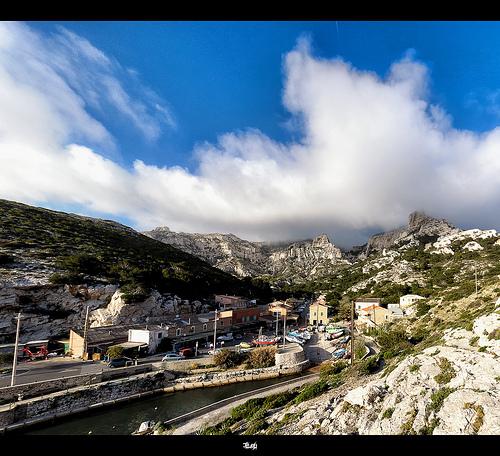 Callelongue - Les Goudes (Marseille) by Cilou101