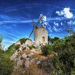 Moulin de Pallières par marcovdz - Les Pennes Mirabeau 13170 Bouches-du-Rhône Provence France