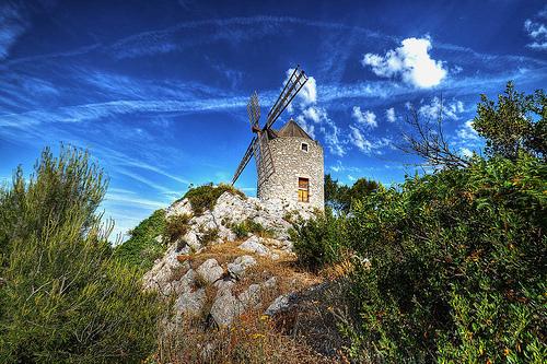 Moulin de Pallières par marcovdz