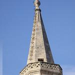 Le clocher de Maillane by  - Maillane 13910 Bouches-du-Rhône Provence France