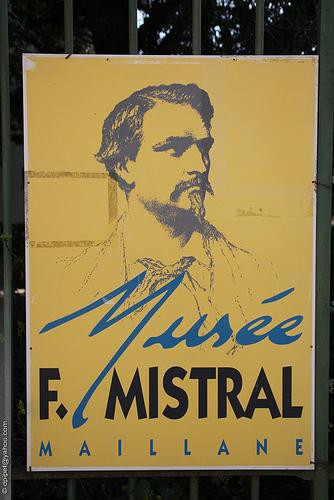 Le musée Frédéric Mistral par Dominique Pipet