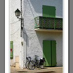 Bicycles at Maillane par fiona_60 - Maillane 13910 Bouches-du-Rhône Provence France