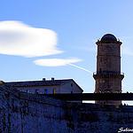 Fort Saint-Jean : tour ronde du fanal by sabinelacombe - Marseille 13000 Bouches-du-Rhône Provence France
