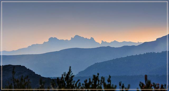 Montagnes d'azur - Calanques (Bouches-du-Rhône - Marseille) par Charlottess