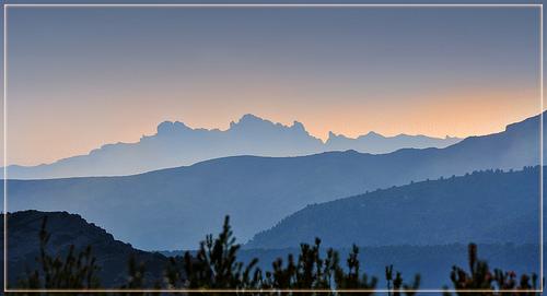 Montagnes d'azur - Calanques par Charlottess