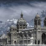 Notre Dame de la Garde en mode apocalispe by  - Marseille 13000 Bouches-du-Rhône Provence France