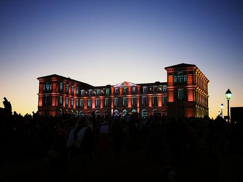 Palais du Pharo, Soirée spéciale 14 Juillet 2014 par thomasrost