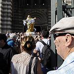 Procession du 15 août à Marseille by  - Marseille 13000 Bouches-du-Rhône Provence France