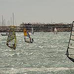 Mistral et bon spot à planche par feelnoxx - Marseille 13000 Bouches-du-Rhône Provence France